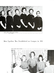 Page 65, 1960 Edition, Indiana State University - Advance Yearbook (Terre Haute, IN) online yearbook collection