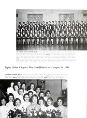 Page 67, 1960 Edition, Indiana State University - Advance Yearbook (Terre Haute, IN) online yearbook collection