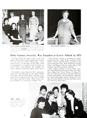 Page 68, 1960 Edition, Indiana State University - Advance Yearbook (Terre Haute, IN) online yearbook collection
