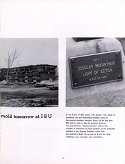 Page 10, 1965 Edition, Indiana State University - Advance Yearbook (Terre Haute, IN) online yearbook collection