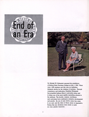 Page 3, 1965 Edition, Indiana State University - Advance Yearbook (Terre Haute, IN) online yearbook collection