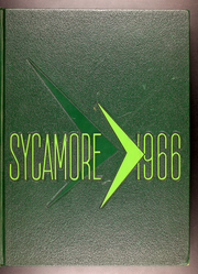 1966 Edition, Indiana State University - Advance Yearbook (Terre Haute, IN)