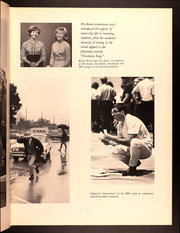 Page 11, 1966 Edition, Indiana State University - Advance Yearbook (Terre Haute, IN) online yearbook collection