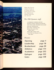 Page 7, 1966 Edition, Indiana State University - Advance Yearbook (Terre Haute, IN) online yearbook collection