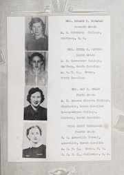 Page 15, 1941 Edition, North Cove High School - Conasoga Yearbook (North Cove, NC) online yearbook collection