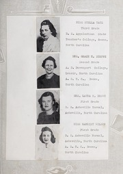 Page 17, 1941 Edition, North Cove High School - Conasoga Yearbook (North Cove, NC) online yearbook collection