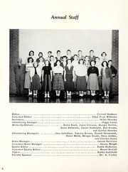 Page 10, 1954 Edition, North Cove High School - Conasoga Yearbook (North Cove, NC) online yearbook collection