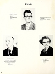 Page 12, 1954 Edition, North Cove High School - Conasoga Yearbook (North Cove, NC) online yearbook collection