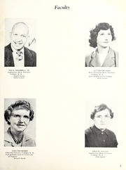 Page 13, 1954 Edition, North Cove High School - Conasoga Yearbook (North Cove, NC) online yearbook collection