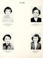 Page 14, 1954 Edition, North Cove High School - Conasoga Yearbook (North Cove, NC) online yearbook collection