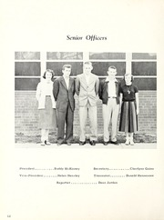 Page 16, 1954 Edition, North Cove High School - Conasoga Yearbook (North Cove, NC) online yearbook collection