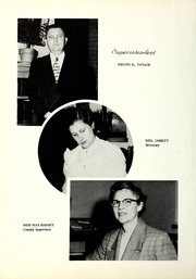 Page 10, 1955 Edition, North Cove High School - Conasoga Yearbook (North Cove, NC) online yearbook collection