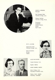 Page 12, 1955 Edition, North Cove High School - Conasoga Yearbook (North Cove, NC) online yearbook collection