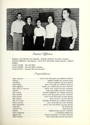 Page 15, 1955 Edition, North Cove High School - Conasoga Yearbook (North Cove, NC) online yearbook collection