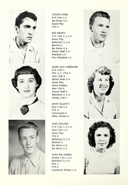 Page 16, 1955 Edition, North Cove High School - Conasoga Yearbook (North Cove, NC) online yearbook collection