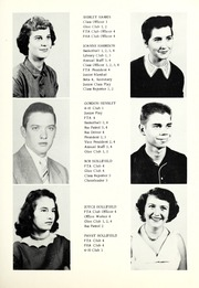 Page 17, 1955 Edition, North Cove High School - Conasoga Yearbook (North Cove, NC) online yearbook collection