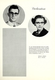 Page 7, 1955 Edition, North Cove High School - Conasoga Yearbook (North Cove, NC) online yearbook collection