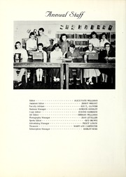 Page 8, 1955 Edition, North Cove High School - Conasoga Yearbook (North Cove, NC) online yearbook collection
