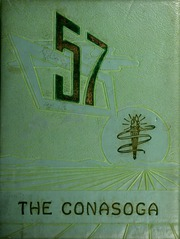 Page 1, 1957 Edition, North Cove High School - Conasoga Yearbook (North Cove, NC) online yearbook collection