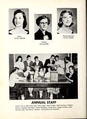 Page 8, 1957 Edition, North Cove High School - Conasoga Yearbook (North Cove, NC) online yearbook collection