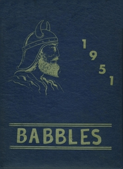 Page 1, 1951 Edition, Kings Creek High School - Babbles Yearbook (Lenoir, NC) online yearbook collection