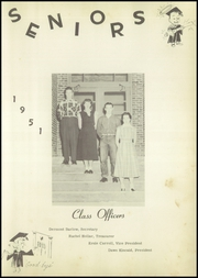 Page 17, 1951 Edition, Kings Creek High School - Babbles Yearbook (Lenoir, NC) online yearbook collection