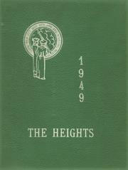 Benton Heights High School - Yearbook (Monroe, NC) online yearbook collection, 1949 Edition, Page 1