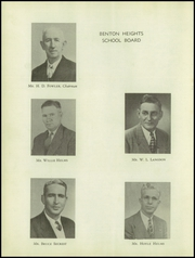 Page 12, 1949 Edition, Benton Heights High School - Yearbook (Monroe, NC) online yearbook collection