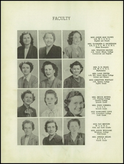 Page 14, 1949 Edition, Benton Heights High School - Yearbook (Monroe, NC) online yearbook collection