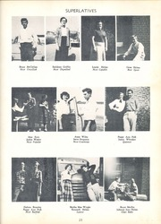 Benton Heights High School - Yearbook (Monroe, NC) online yearbook collection, 1953 Edition, Page 25