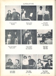 Page 26, 1953 Edition, Benton Heights High School - Yearbook (Monroe, NC) online yearbook collection