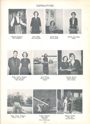 Page 27, 1953 Edition, Benton Heights High School - Yearbook (Monroe, NC) online yearbook collection