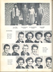 Benton Heights High School - Yearbook (Monroe, NC) online yearbook collection, 1953 Edition, Page 30