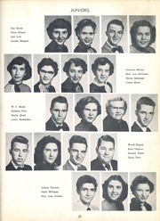 Page 31, 1953 Edition, Benton Heights High School - Yearbook (Monroe, NC) online yearbook collection