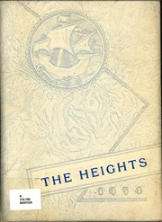 Benton Heights High School - Yearbook (Monroe, NC) online yearbook collection, 1954 Edition, Page 1