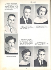 Benton Heights High School - Yearbook (Monroe, NC) online yearbook collection, 1954 Edition, Page 16