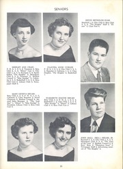 Page 17, 1954 Edition, Benton Heights High School - Yearbook (Monroe, NC) online yearbook collection