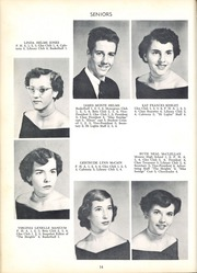 Page 18, 1954 Edition, Benton Heights High School - Yearbook (Monroe, NC) online yearbook collection