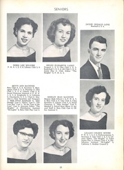Benton Heights High School - Yearbook (Monroe, NC) online yearbook collection, 1954 Edition, Page 19