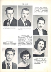Page 21, 1954 Edition, Benton Heights High School - Yearbook (Monroe, NC) online yearbook collection