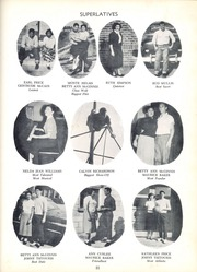 Page 25, 1954 Edition, Benton Heights High School - Yearbook (Monroe, NC) online yearbook collection
