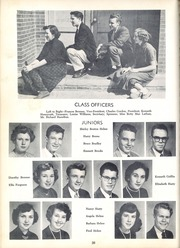 Page 30, 1954 Edition, Benton Heights High School - Yearbook (Monroe, NC) online yearbook collection