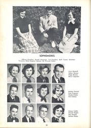 Page 32, 1954 Edition, Benton Heights High School - Yearbook (Monroe, NC) online yearbook collection