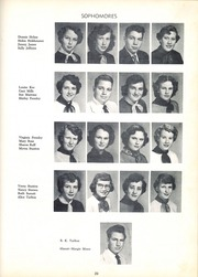 Page 33, 1954 Edition, Benton Heights High School - Yearbook (Monroe, NC) online yearbook collection