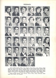Page 35, 1954 Edition, Benton Heights High School - Yearbook (Monroe, NC) online yearbook collection