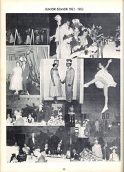 Page 36, 1954 Edition, Benton Heights High School - Yearbook (Monroe, NC) online yearbook collection