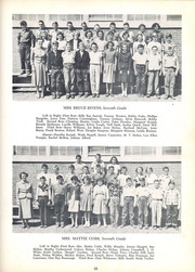 Page 39, 1954 Edition, Benton Heights High School - Yearbook (Monroe, NC) online yearbook collection