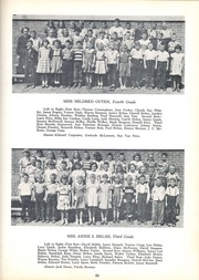 Page 43, 1954 Edition, Benton Heights High School - Yearbook (Monroe, NC) online yearbook collection