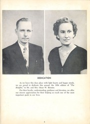 Benton Heights High School - Yearbook (Monroe, NC) online yearbook collection, 1954 Edition, Page 7