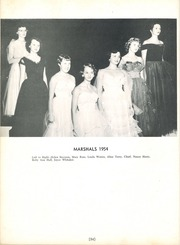 Page 38, 1955 Edition, Benton Heights High School - Yearbook (Monroe, NC) online yearbook collection